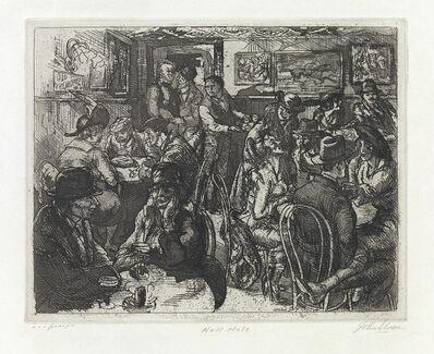 John Sloan, 'Hell Hole', 1917