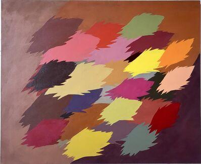 Edgar Heap of Birds, 'Neuf Series for Autumn, no. 1', 2014