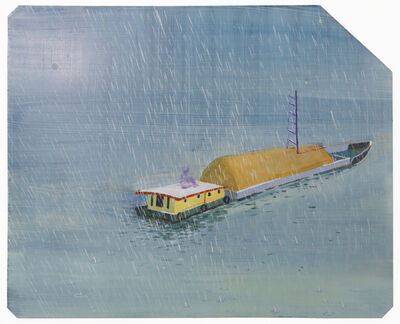 Phan Thao-Nguyen 潘濤阮, 'The Chaland in the Rain 雨中的Chaland', 20178