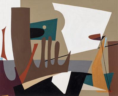 Esphyr Slobodkina, 'Ancient Sea Song', c.1943-45