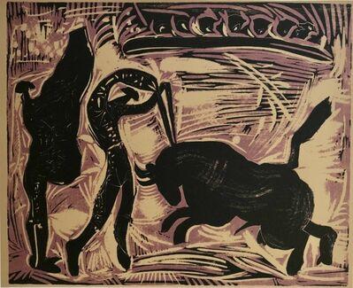 Pablo Picasso, 'The Banderillas II', ca. 1980