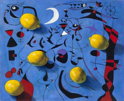 Denise Mickilowski, 'Miro's Lemons', 2017