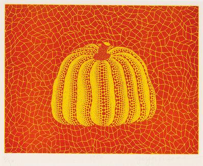 Yayoi Kusama, 'Pumpkin', 1984