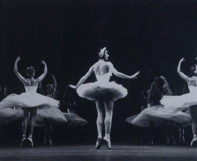 Eliot Elisofon, 'Margot Fonteyn Swan Lake', 1950