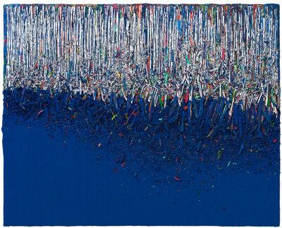 Hur Kyung-Ae, 'Untitled(N° BL0417BPF)', 2017