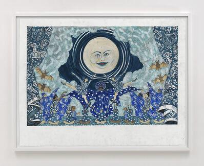 Marcel Dzama, 'Blue Moon', 2019