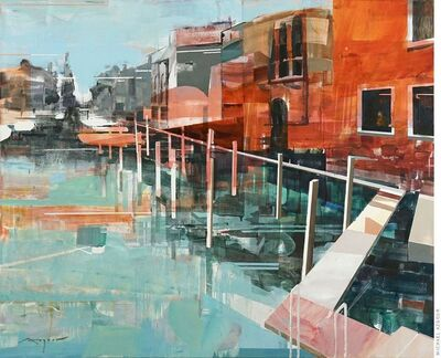 Michael Azgour, 'Rio dei Giardini', 2019/2020