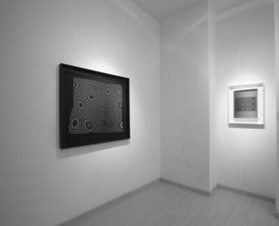 Alberto Biasi, 'Alberto Biasi. Rilievi ottico dinamici exhibition', 2013