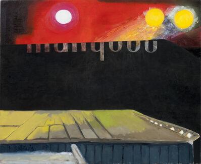 Dexter Dalwood, 'Marquee', 2012