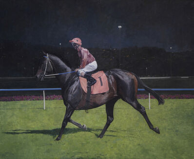Shane Jones, 'Black Caviar at Night', 2014