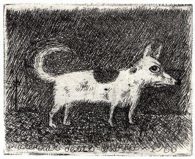 Brodsky & Utkin, 'Dog', 1986-1990