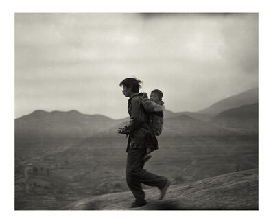 Adou, 'Father And Son Going Home', 2006
