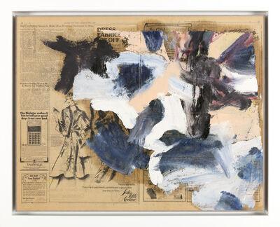 Willem de Kooning, 'Untitled, 1976', 1976