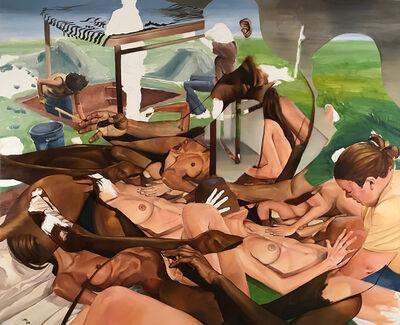 John Krausman Lark, 'Dig', 2016