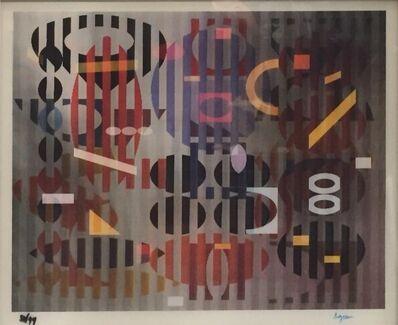 Yaacov Agam, 'PS Out of Dark', 1979