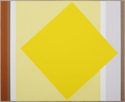 Virginia Coventry, 'Two Yellows', 2012