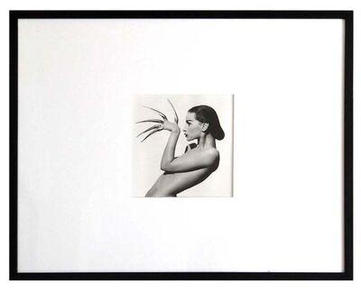 Matthew Rolston, 'Aly, Claw Hand', 1987