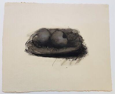 Georges Braque, 'Les Pommes from the Espace Portfolio', 1957