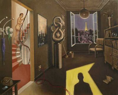 Sergio Ceccotti, 'Clair-obscur', 2008