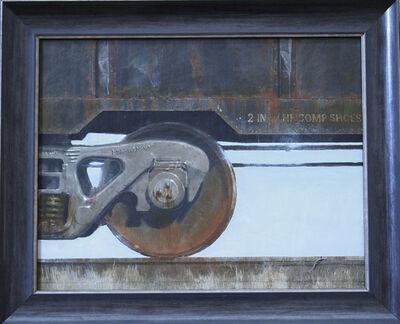 "Francis Di Fronzo, '""Seek and Hide""', 2014"
