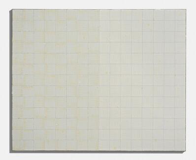 Martin Kline, 'White Diptych (III)', 1996
