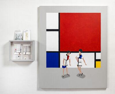 Elsa Zambrano, 'Mondrian', 2020