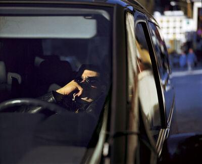 Jules Spinatsch, 'Driver Bodyguard 1', 2001