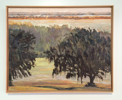 Edward Bear Miller, 'Morning Fog', 2015