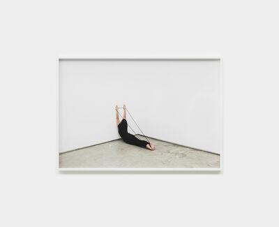 "Carla Chaim, 'Untitled (cobra) - series ""Line Pieces""', 2017/2018"