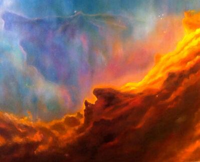 Arica Hilton, 'Swan Nebula', 2010