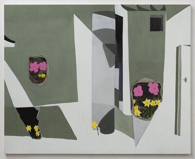 Dexter Dalwood, 'A & E', 2013