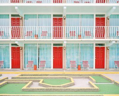 Tyler Haughey, 'Gold Crest Resort Motel', 2016