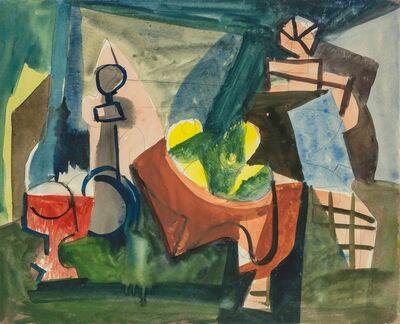 Michael Loew, 'Still Life No. 4', 1946
