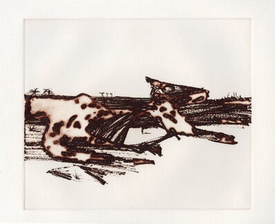 Sidney Nolan, 'Carcase III', 1971