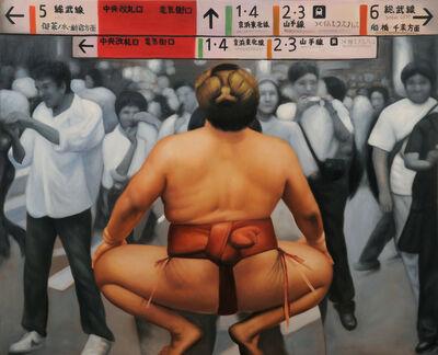 RYOKO WATANABE, 'paparazzi2', 2009
