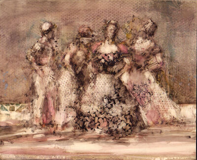 Alicia Rothman, 'Four Dancers', 2011