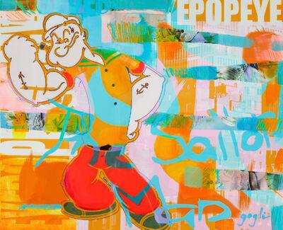 Lenner Gogli, 'Sailor Man', 2016
