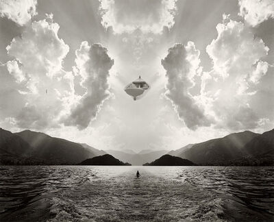 Jerry Uelsmann, 'Voyager', 2008
