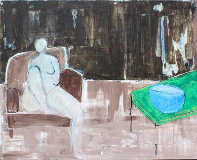 Laura Dargan, 'Lady in Chair II'