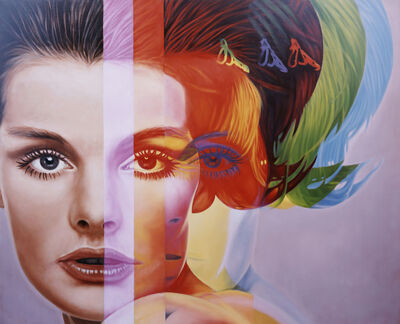 Richard Phillips, 'Spectrum', 1998