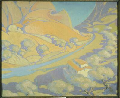Homer E. Ellertson, 'The Ebro - Aragon', ca. 1925