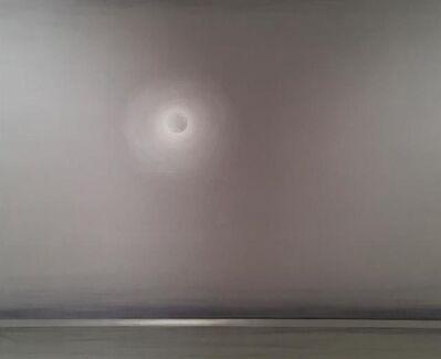 Eduard Angeli, 'Mond über der Lagune', 2017