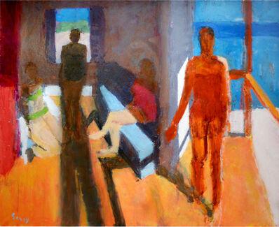 Sargy Mann, 'Infinity Pool No. III', ca. 2010