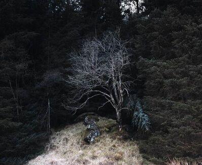 Chrystel Lebas, 'Re-visiting Loch Long from Glen Loin. No Plate, Arrochar, May 2012 56°14.298' N 4°43.905' W', 2016