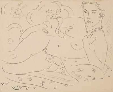 Henri Matisse, 'Nu, Main gauche près de l'Epaule', 1926