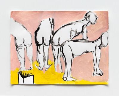 Shagha Ariannia, 'Book Porn Orgy #3', 2020