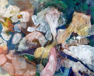 Susan Gesundheit, 'Floral Relief', 2000