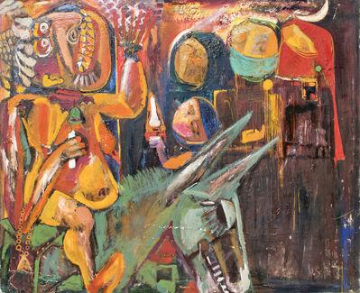 Hajimirza Farzaliyev, 'The Div', 1991