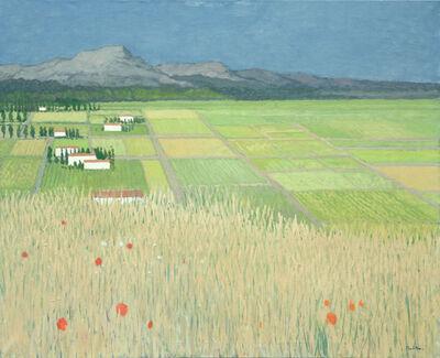 Robert Buhler, 'Mistral Plain', 1986