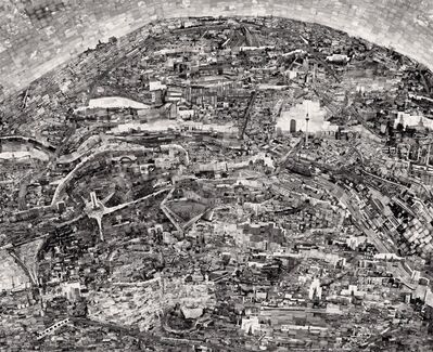 Sohei Nishino, 'Diorama Map Berlin', 2012